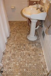 Bathroom Flooring Contractors Cincinnati Ohio