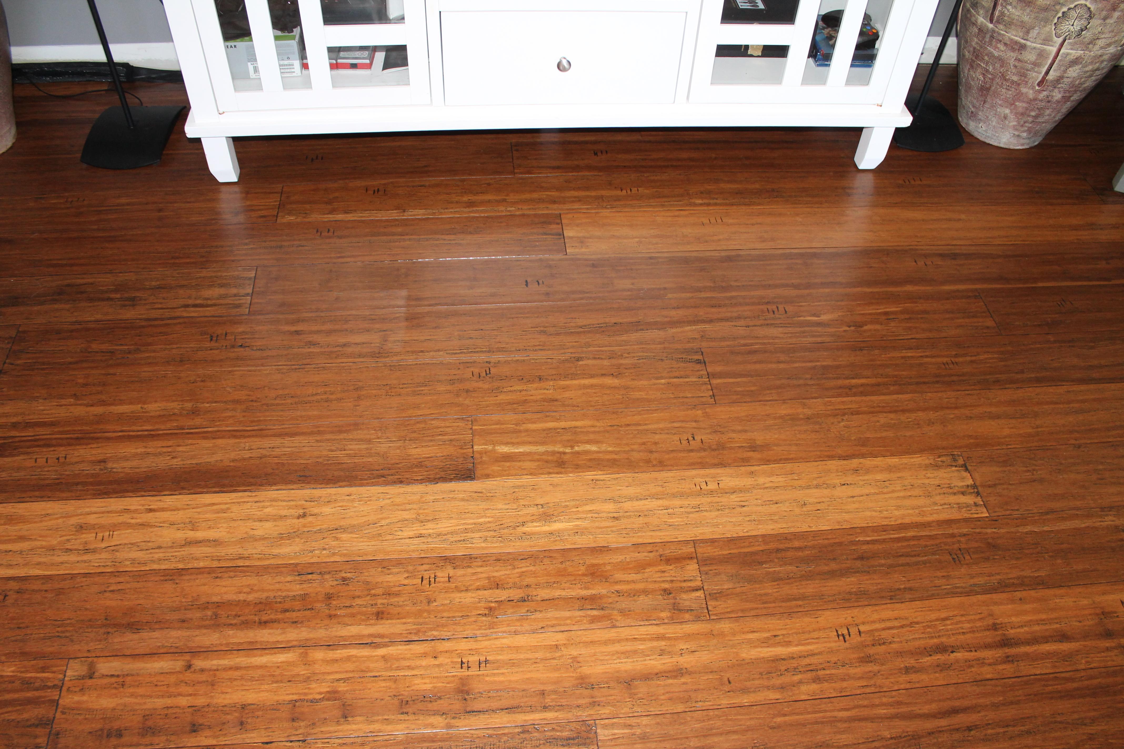 Beautiful Bamboo Floors Floor
