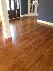 Site-Finished Hardwood Flooring