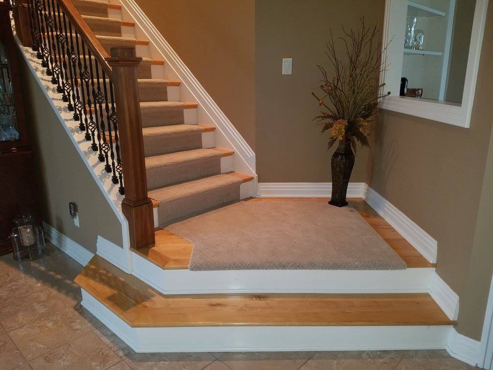 Tuftex stair runner